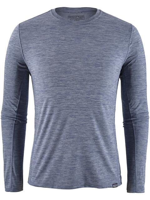 Patagonia M's Cap Cool Lightweight LS Shirt Classic Navy